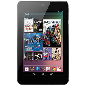 ASUS Nexus 7 Inch Tablet 32GB - Black (Manufacturer Grade A Refurb)