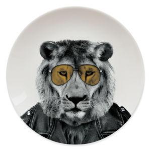 Wild Dining - Löwe Großer Teller