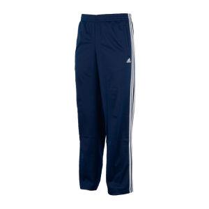 adidas Men's Essential 3 Stripe Pants - Navy/White