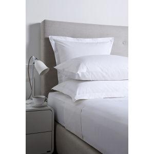 Christy 250 Egyptian Cotton Flat Sheet - Cream