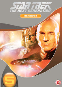 Star Trek The Next Generation - Season 5 [Slim Box]