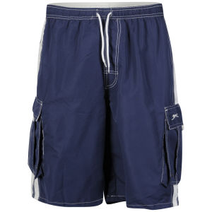 Slazenger Men's Pocket Short - Navy