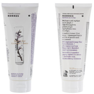 Korres Conditioner Almond and Linseed For Dry/Damaged Hair