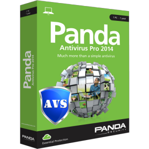 Panda 2014 Antivirus Pro (1 User/License, 1 Year)