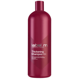 label.m Thickening Shampoo (1000 ml) - (Valore di £ 41,00)