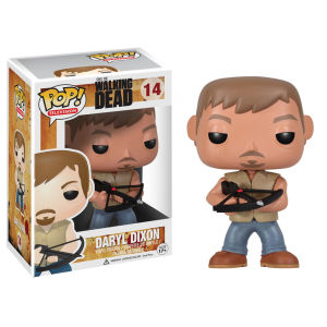Figurine Pop! Daryl Dixon The Walking Dead