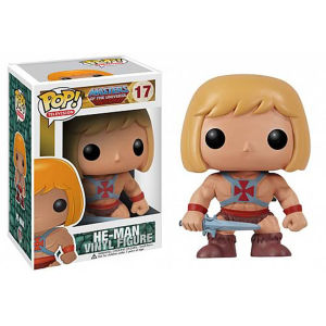 Masters of the Universe He-Man Funko Pop! Vinyl