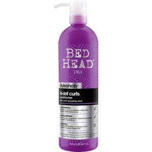 TIGI Bed Head Hi-Def Curls Conditioner Styleshots (750ml)