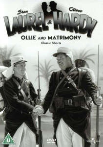 Laurel & Hardy - Ollie and Matrimony Classic Shorts