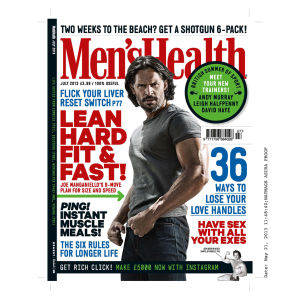 Men's Health July 2013