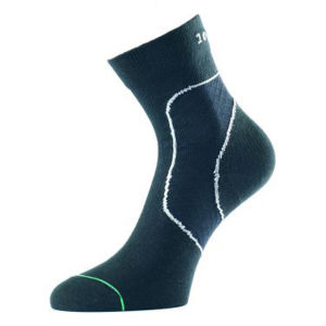 1000 Mile Support Sock - Black