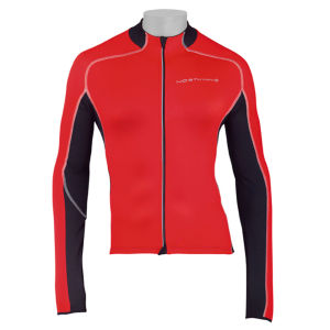 Northwave Mamba Jersey Ls - Red/Black