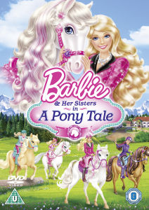 Barbie and Her Sisters in a Pony Tale (Includes Hair Ribbon and UltraViolet Copy)