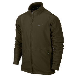 Nike Men's Max Soft Shell Jacket - Dark Loden