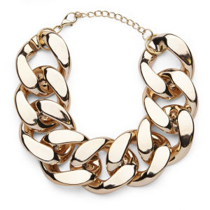 Impulse Women's Chunky Chain Bracelet - Gold