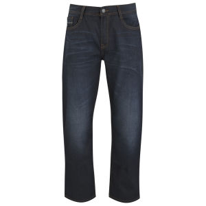 Bench Men's Axis Straight Leg Jeans  - Dark Wash