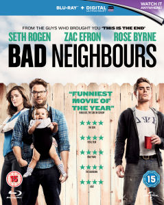 Bad Neighbours (Inclusief UltraViolet Copy)