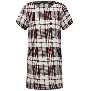 Girls On Film Women's Tartan Tunic Dress - Multi