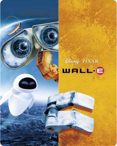 Wall-E - Steelbook Exclusivo de Edición Limitada (La Colección Pixar #12) (3000 Copias): Image 2