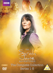 The Sarah Jane Adventures - Series 1-5