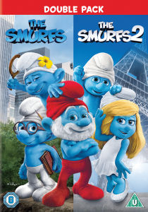 The Smurfs 1 en 2 (Bevat UltraViolet Copy)