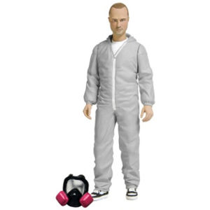 Breaking Bad Jesse Pinkman Traje Hazmat