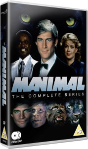 Manimal - The Complete Series