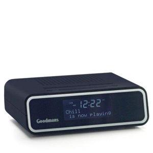 Goodmans DAB Digital Alarm Clock and Radio