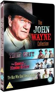 John Wayne Triple - Valor de Ley / Los Hijos de Katie Elder / El Hombre que Mató a Liberty Valance