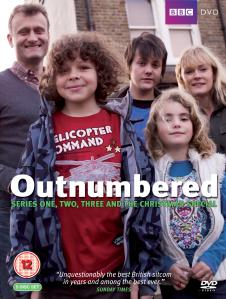 Outnumbered S1 – 3 (Plus Christmas Special Boxset)