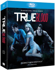 True Blood - Seasons 1-3