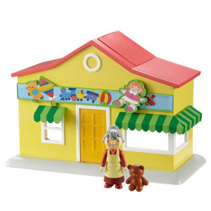 Bob The Builder Ready Steady Build Playset mit Figur - Spielzeugladen