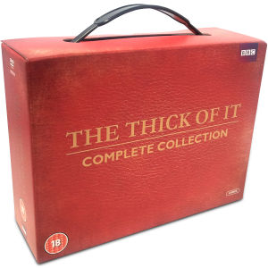 The Thick of It - Seizoen 1-4