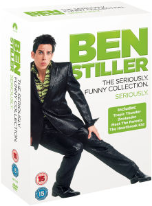 Ben Stiller: Seriously Funny Collection