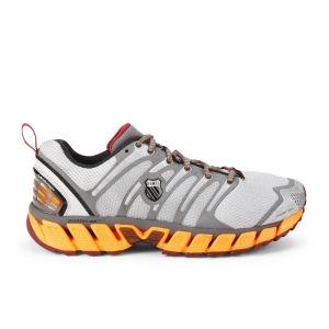 K-Swiss Men's Blade Max Trail Running Shoes - Grey/Charcoal/Orange