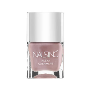 nails inc. Alexa Fabric Effects in Cashmere