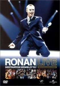 Ronan Keating - Ronan Destination Wembley 02