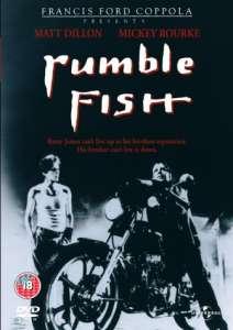 RUMBLE FISH (DVD)