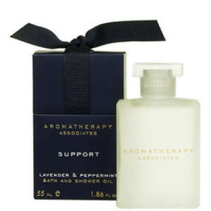 Aromatherapy Associates Lavender & Peppermint Bath & Shower Oil 55ml