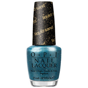 OPI Liquid Sand Tiffany Case Nail Laquer (15ml)