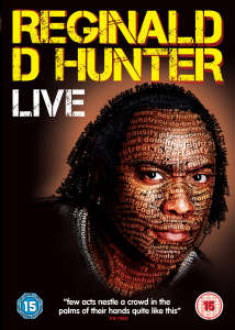Reginald D. Hunter Live (Bevat MP3 Copy)