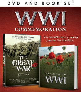 WWI Commemoration (Includes Book)