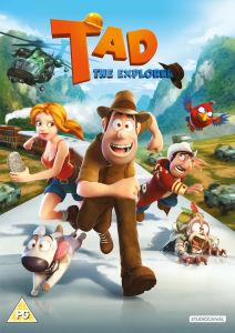 Tad, The Explorer