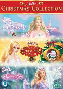 Barbie Christmas Verzameling ( Nutcracker / A Christmas Carol / Swan Lake)