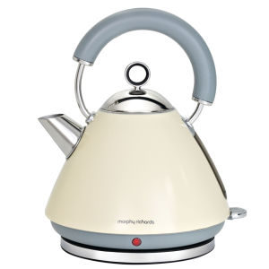 Morphy Richards Accents Traditional Kettle - Cream