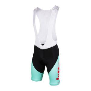 Bianchi Lotto Team Bib Shorts - 2013