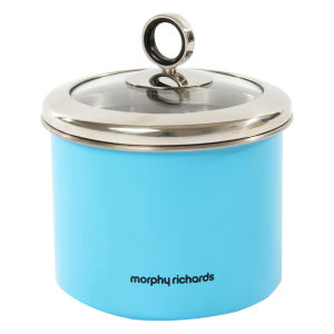 Morphy Richards Accents Small Storage Canister - Blue