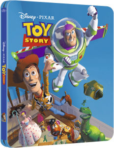 Toy Story - Steelbook Exclusivo de Zavvi (Edición Limitada) (The Pixar Collection #3)