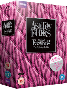 Absolutely Fabulous: Absolutely Everything - Definitive Verzameling