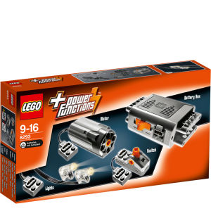 LEGO Technic: Power functies motorset  (8293)